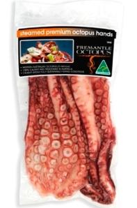 octopus raw