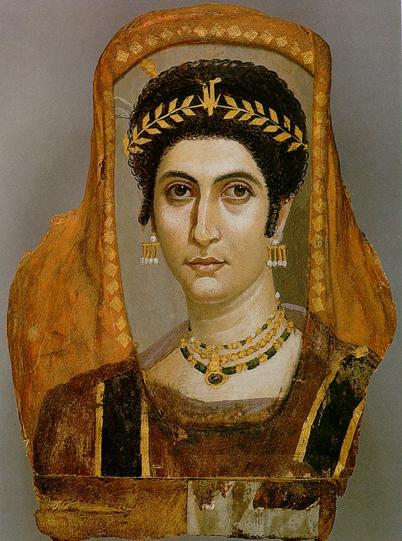 Top ten Fayum Portraits | Found in Antiquity