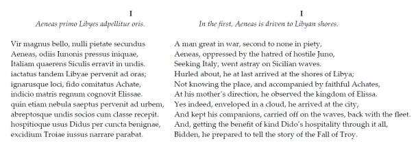 The mini-Aeneid